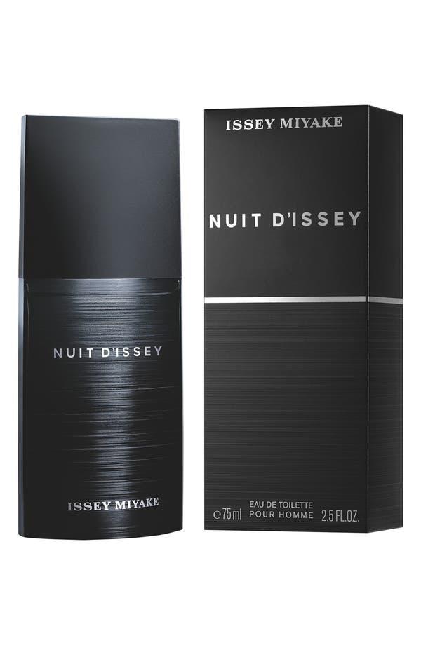 Alternate Image 3  - Issey Miyake 'Nuit d'Issey' Eau de Toilette