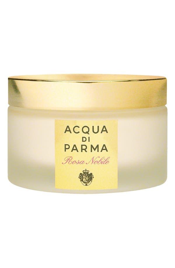 Main Image - Acqua di Parma 'Rosa Nobile' Body Crème