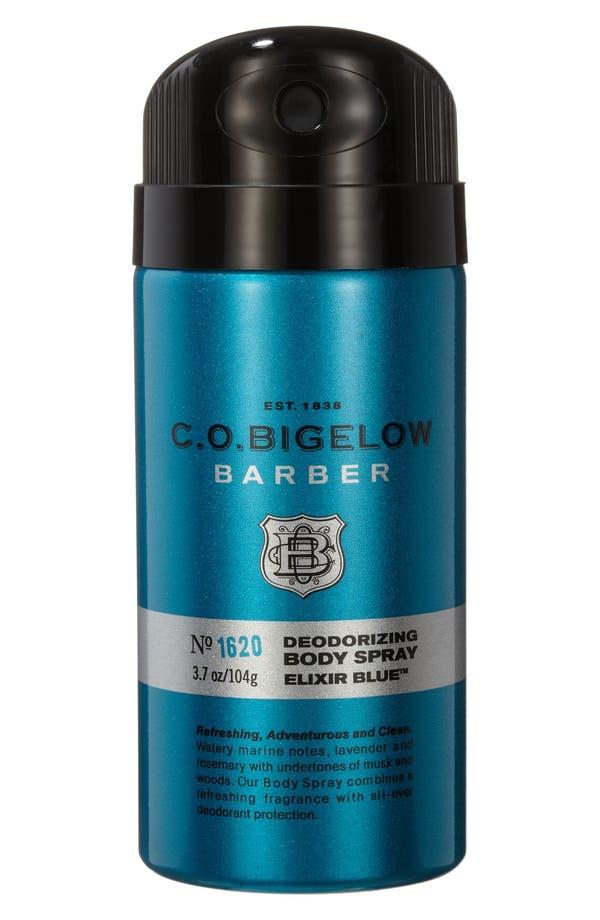 'Barber - Elixir Blue' Body Spray,                         Main,                         color, Blue