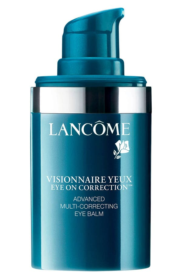 Alternate Image 1 Selected - Lancôme Visionnaire Yeux Eye on Correction® Advanced Multi-Correcting Eye Balm