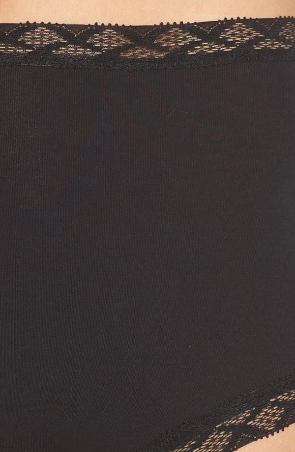 Alternate Image 4  - Natori Bliss Cotton Full Brief (3 for $45)