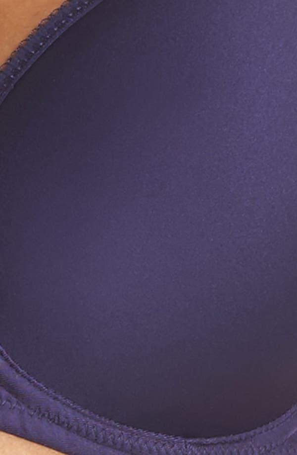 Alternate Image 8  - Wacoal Basic Beauty Underwire Contour Bra