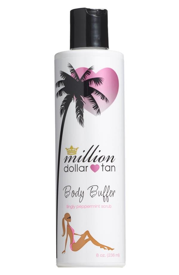 Alternate Image 1 Selected - Million Dollar Tan Body Buffer Tingly Peppermint Body Scrub