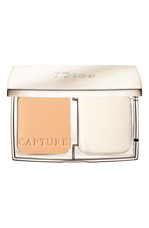 Capture Totale Powder Foundation Compact,                             Main thumbnail 1, color,                             23 Peach