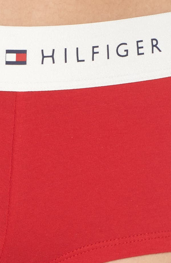 Alternate Image 5  - Tommy Hilfiger Boyshorts