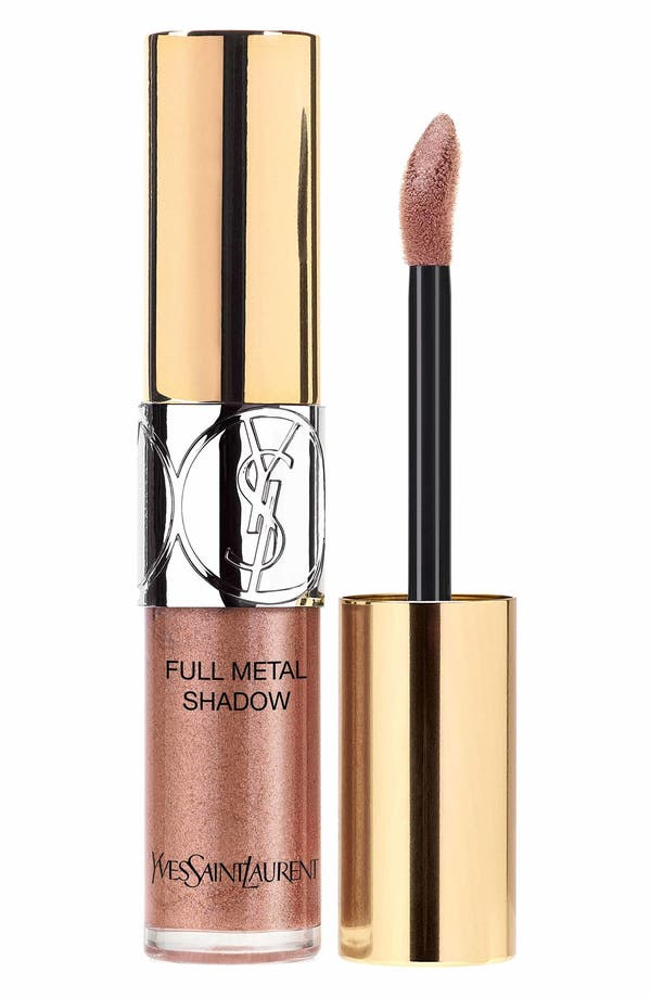 'Pop Water - Full Metal Shadow' Metallic Color Liquid Eyeshadow,                         Main,                         color, 06 Pink Cascade