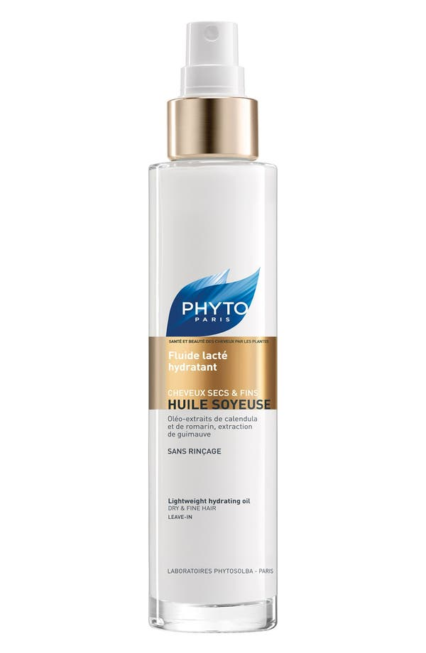 Huile Soyeuse Lightweight Hydrating Oil,                         Main,                         color, Soyeuse