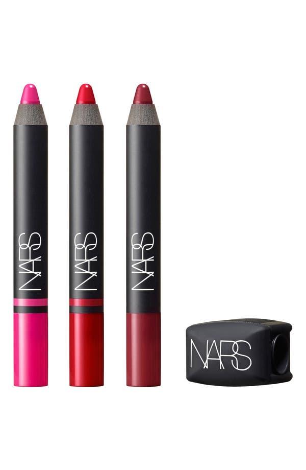 Alternate Image 1 Selected - NARS 'True NARS' Lip Pencil Set ($81 Value)