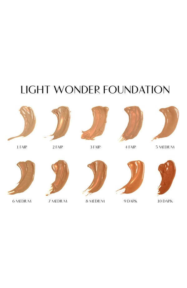 Light Wonder Youth-Boosting Perfect Skin Foundation,                             Alternate thumbnail 3, color,