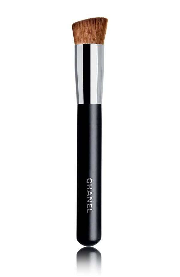 PINCEAU TEINT<br />2-in-1 Foundation Brush Fluid and Powder,                             Main thumbnail 1, color,                             No Color