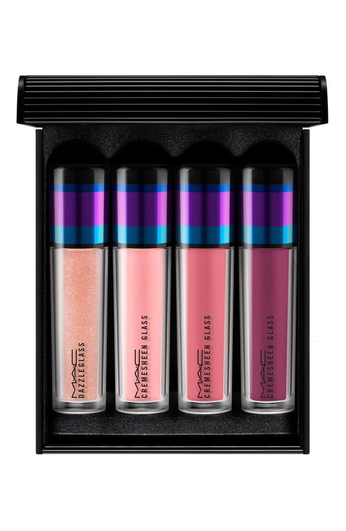 M·A·C 'Irresistibly Charming - Pink' Mini Lip Gloss Set ...
