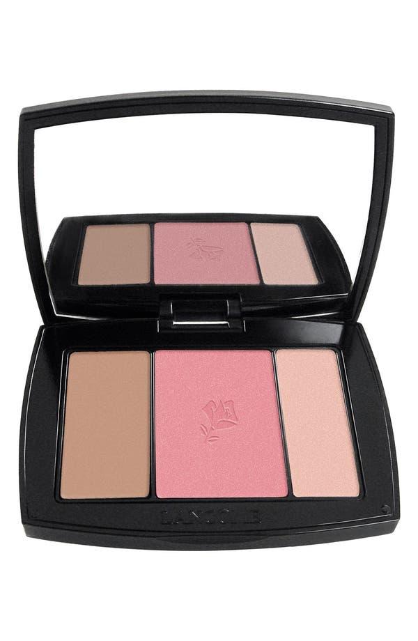Main Image - Lancôme Blush Subtil All-In-One Contour, Blush & Highlighter Palette