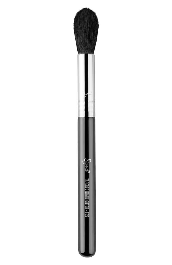 Main Image - Sigma Beauty F35 Tapered Highlighter Brush