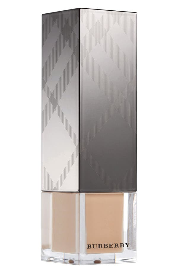 Alternate Image 1 Selected - Burberry Beauty Fresh Glow Luminous Fluid Foundation