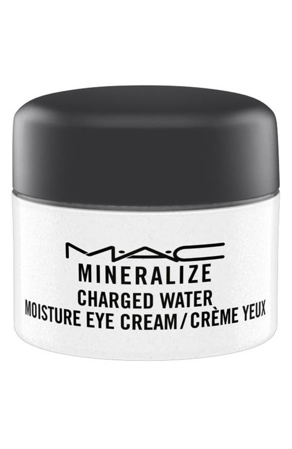 Alternate Image 1 Selected - MAC 'Mineralize' Charged Water Moisture Eye Cream