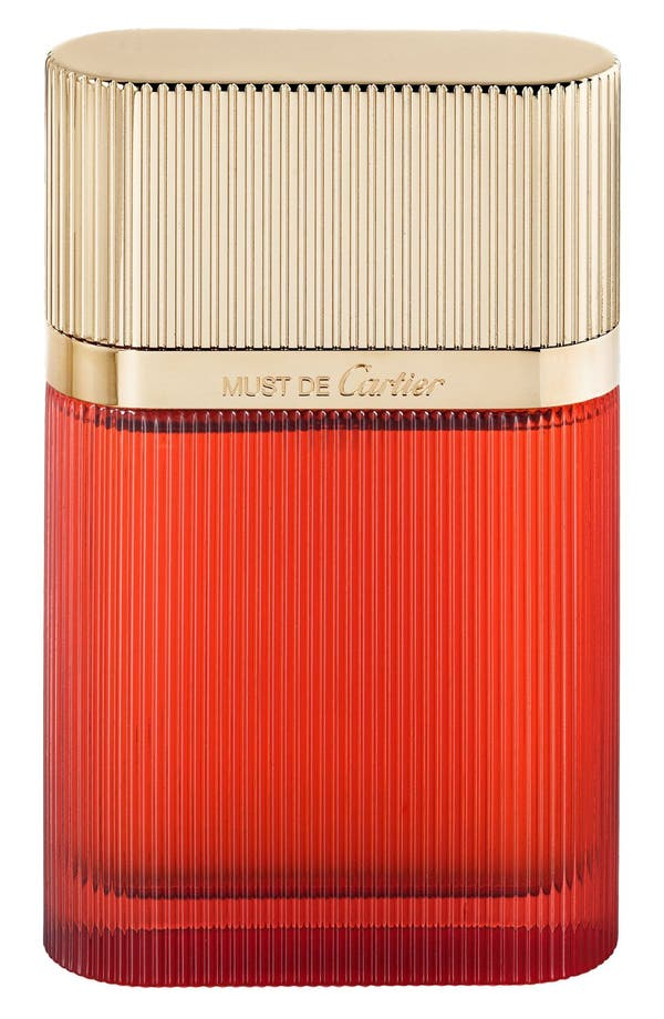 'Must de Cartier' Parfum,                             Main thumbnail 1, color,                             No Color