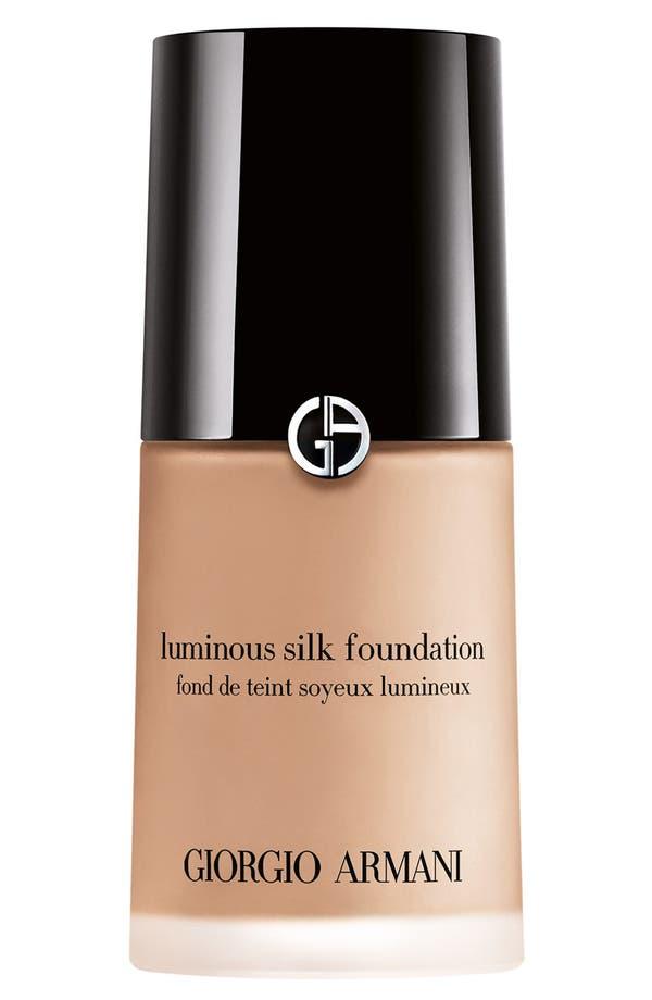 Luminous Silk Foundation,                         Main,                         color, No. 05.5