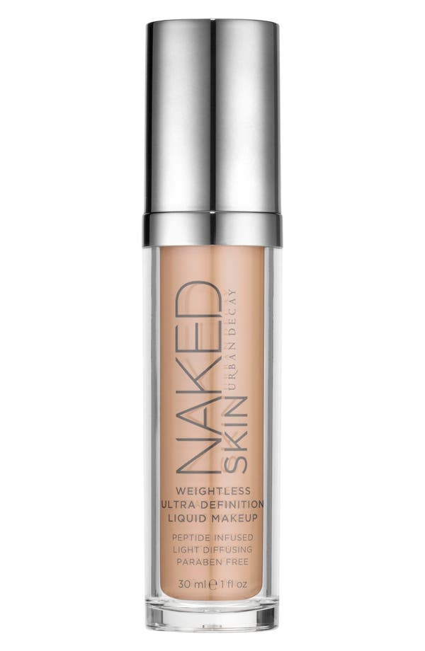 Naked Skin Weightless Ultra Definition Liquid Makeup,                         Main,                         color, 1.5