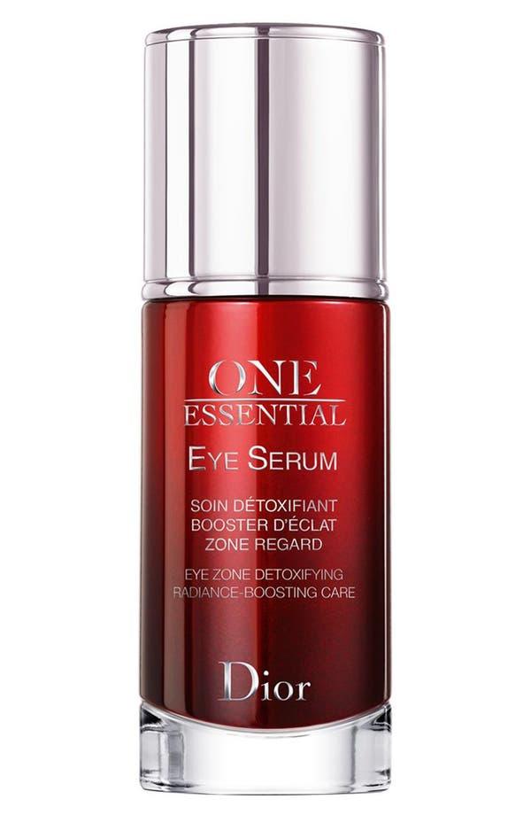 Main Image - Dior 'One Essential' Eye Serum