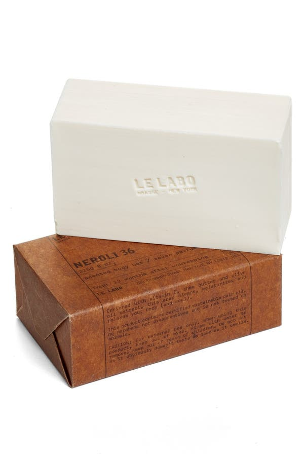 Alternate Image 1 Selected - Le Labo 'Neroli 36' Bar Soap
