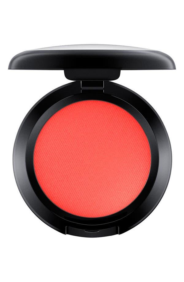 Alternate Image 1 Selected - MAC Small Powder Blush