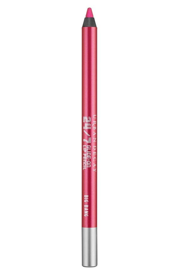 24/7 Glide-On Lip Pencil,                             Main thumbnail 1, color,                             Big Bang