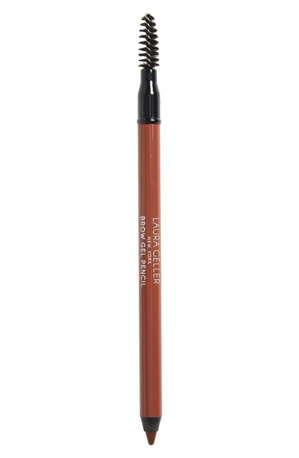 Brow Gel Pencil,                         Main,                         color, Auburn