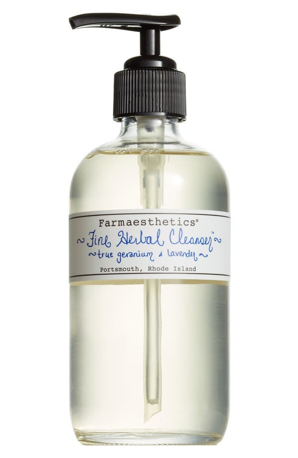 Alternate Image 1 Selected - Farmaesthetics Fine Herbal Cleanser
