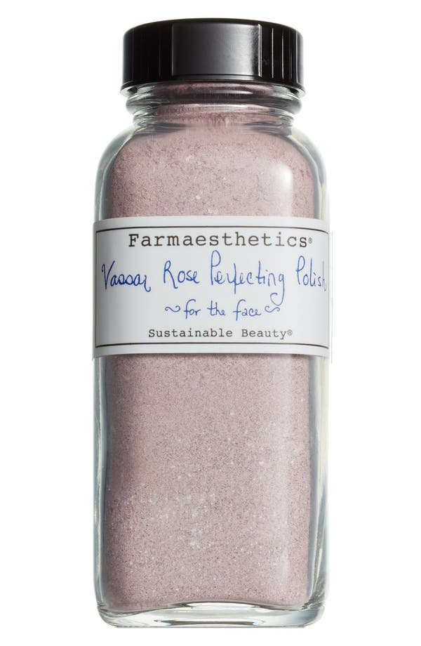 Main Image - Farmaesthetics Vassar Rose Perfecting Polish