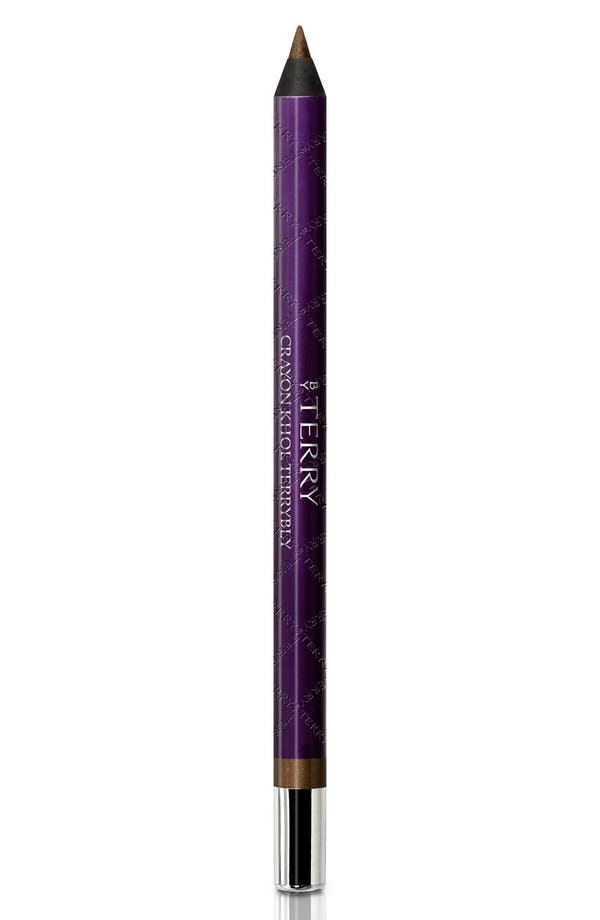By Terry Crayon Khol Terrybly Eye Liner 1.2g (various Shades) - 2. Brown Stellar In 2 - Brown Stellar
