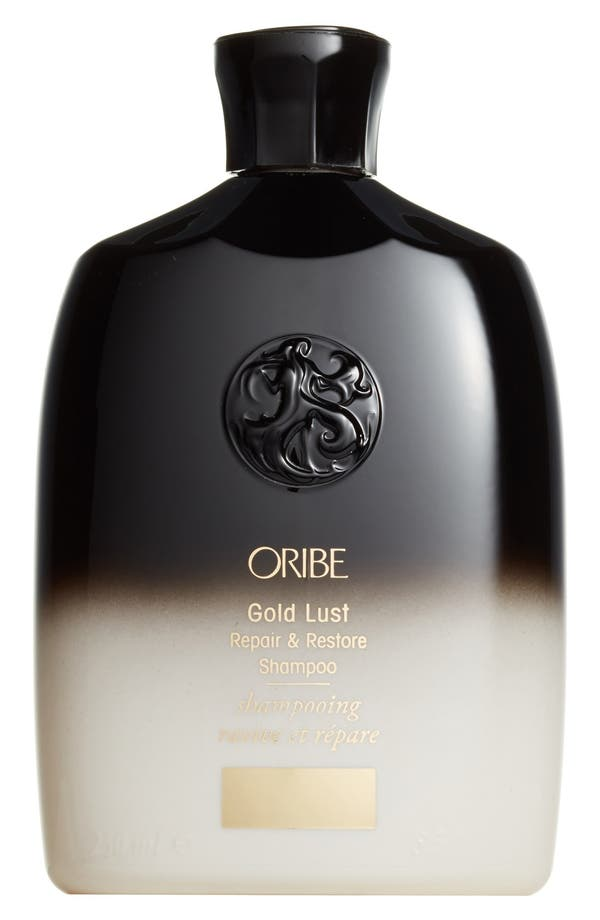 Alternate Image 1 Selected - SPACE.NK.apothecary Oribe Gold Lust Repair & Restore Shampoo