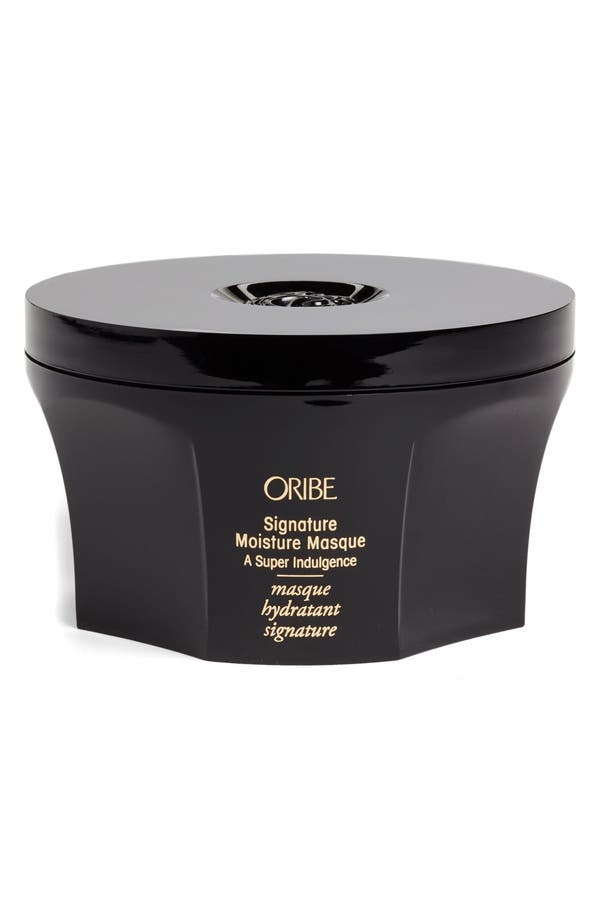 Alternate Image 1 Selected - SPACE.NK.apothecary Oribe Signature Moisture Masque