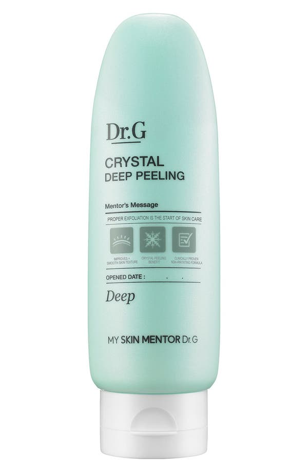 Alternate Image 1 Selected - My Skin Mentor Dr. G Beauty Crystal Deep Peeling
