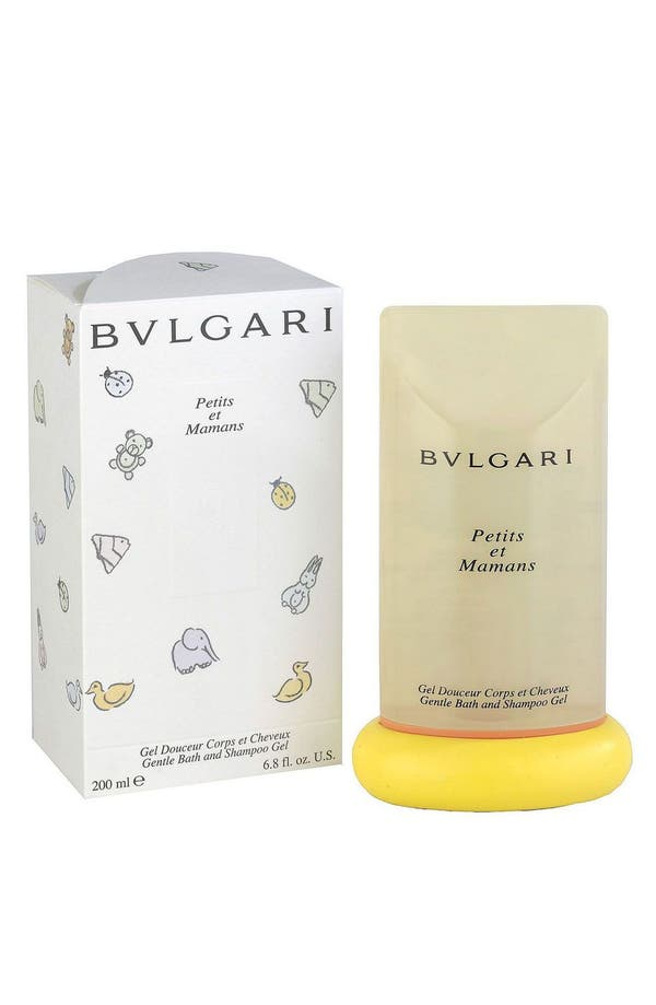 Alternate Image 1 Selected - BVLGARI 'Petits et Mamans' Gentle Bath/Shampoo Gel