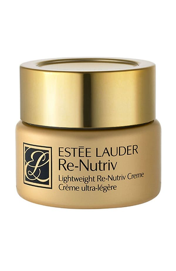 Alternate Image 1 Selected - Estée Lauder Re-Nutriv Lightweight Crème