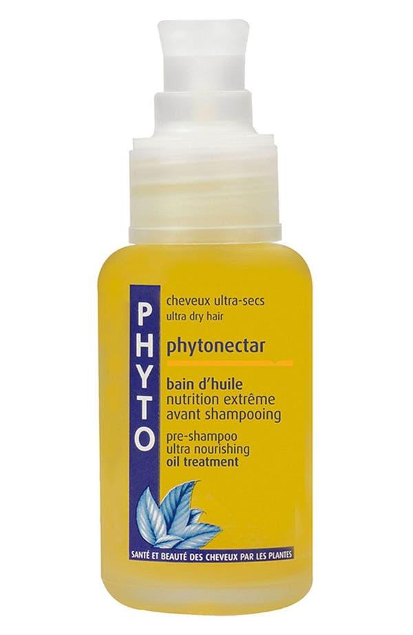 Alternate Image 1 Selected - PHYTO 'PhytoNectar' Ultra-Nourishing Oil Treatment