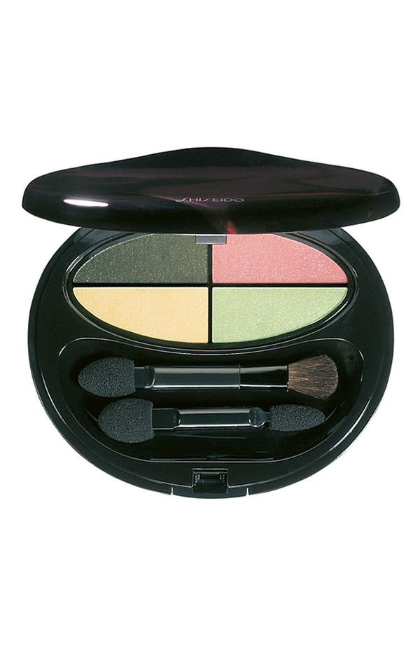 Alternate Image 1 Selected - Shiseido 'The Makeup' Eye Shadow Quad