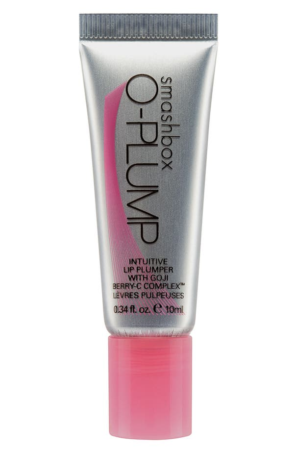 Alternate Image 1 Selected - Smashbox O-PLUMP Intuitive Lip Plumper with Goji Berry-C Complex