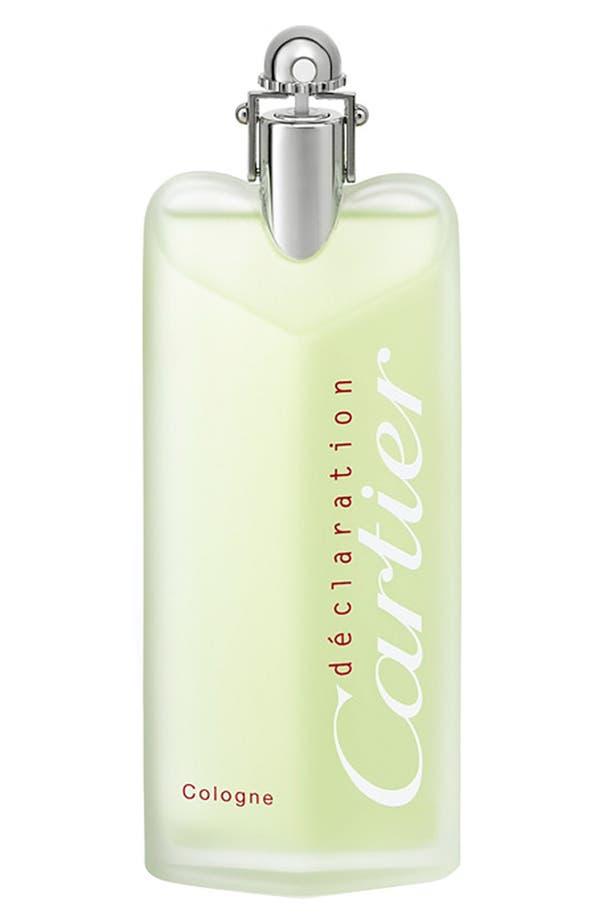Alternate Image 1 Selected - Cartier 'Déclaration' Cologne