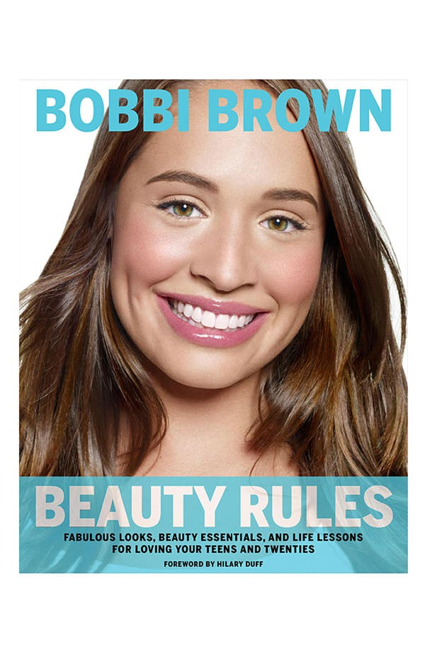 Alternate Image 1 Selected - Bobbi Brown 'Beauty Rules' Book