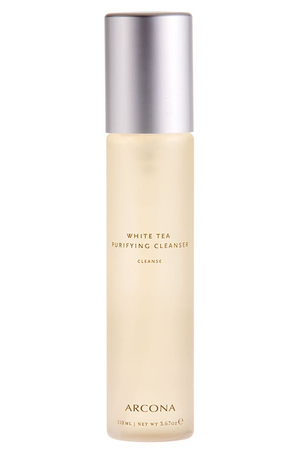 Alternate Image 1 Selected - ARCONA 'White Tea' Purifying Cleanser
