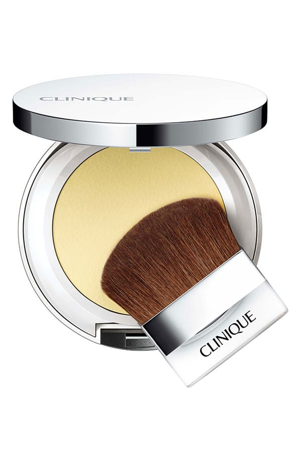 Main Image - Clinique Instant Relief Mineral Pressed Powder