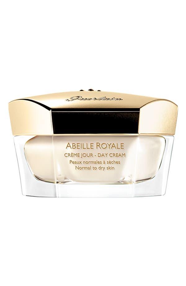 Alternate Image 1 Selected - Guerlain 'Abeille Royale' Day Cream (Normal/Dry Skin)