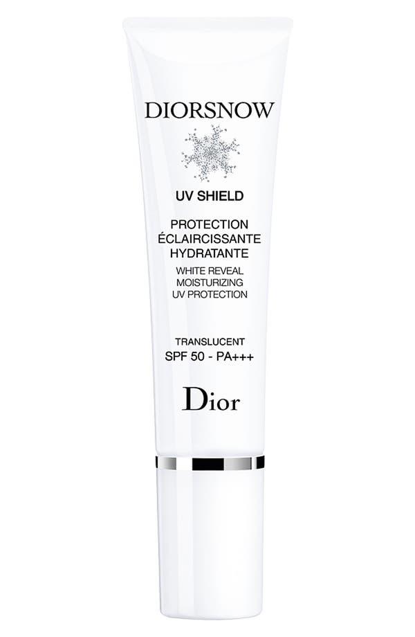 Alternate Image 1 Selected - Dior 'Diorsnow UV Shield' White Reveal Moisturizing UV Protection SPF 50 - PA+++