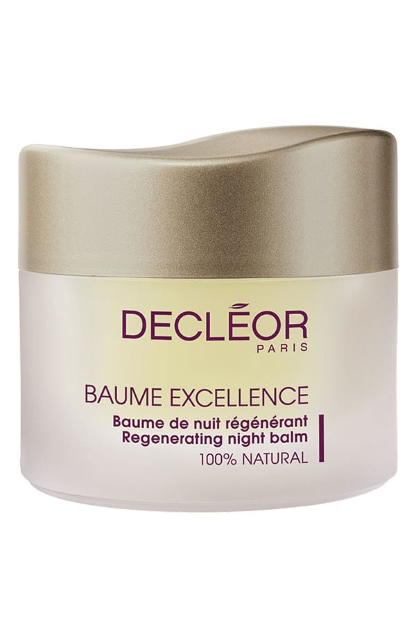 Alternate Image 1 Selected - Decléor 'Baume Excellence' Regenerating Night Balm