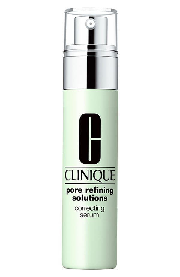 Alternate Image 1 Selected - Clinique 'Pore Refining Solutions' Correcting Serum