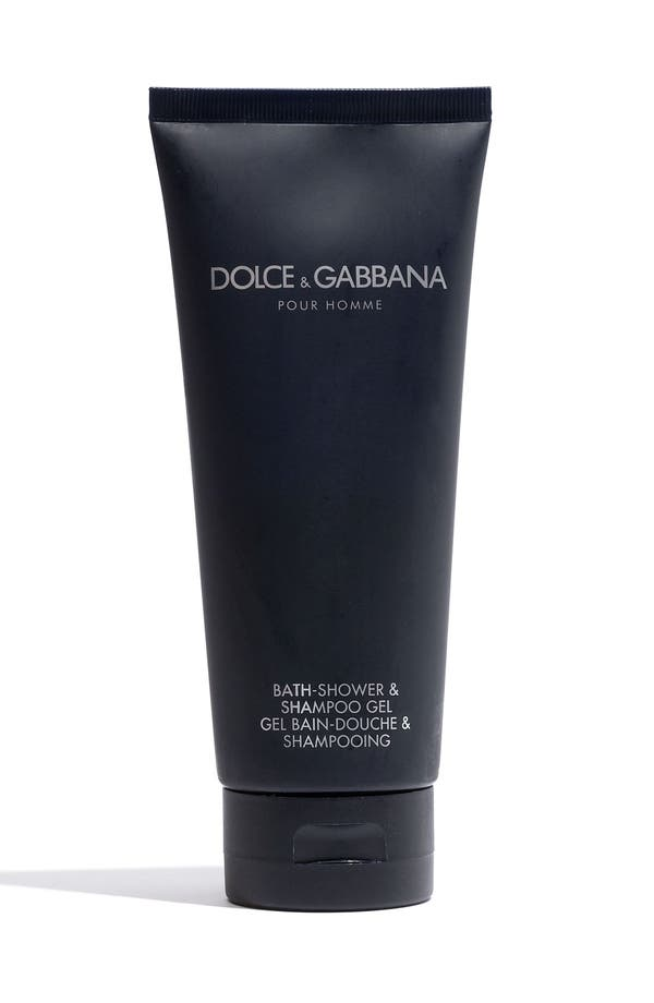 Main Image - Dolce&Gabbana Beauty 'Pour Homme' Shower & Shampoo Gel