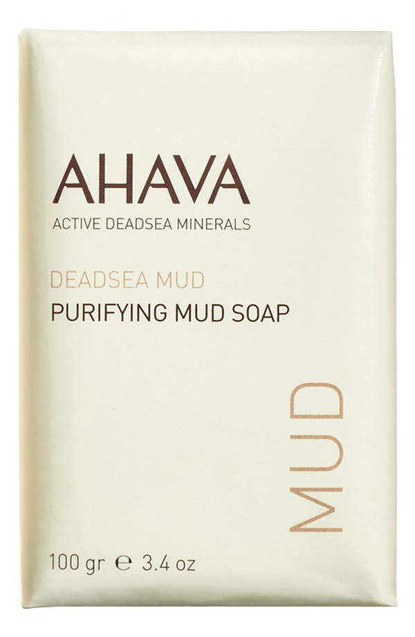 Alternate Image 1 Selected - AHAVA Purifying Mud Soap