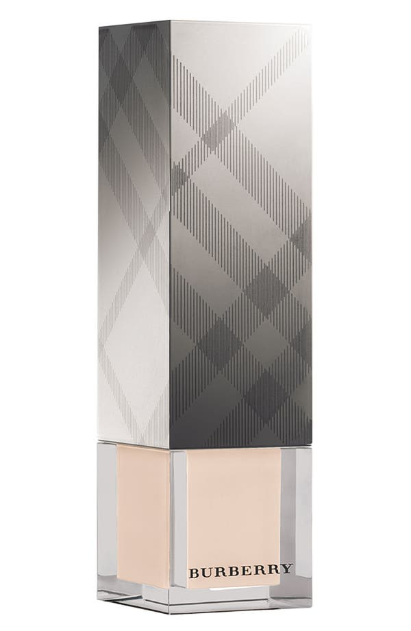 Alternate Image 1 Selected - Burberry Beauty Fresh Glow Luminous Fluid Base
