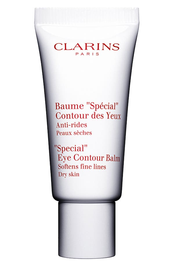 Alternate Image 1 Selected - Clarins Special Eye Contour Balm for Dry Skin